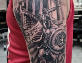Gladiator Tattoo